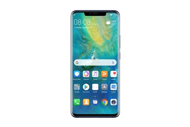 Huawei Mate 20 Pro DualSIM gsm tel. Midnight Blue