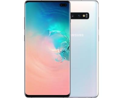 Samsung Galaxy S10+ SM-G975 128GB DS, White