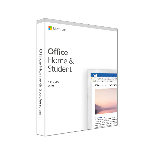 Office Home and Student 2019 Croatian