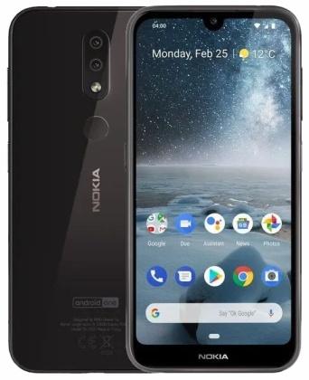 Nokia 4.2 DS Black 32GB/3GB (dualSIM) 2019 Android 9.0
