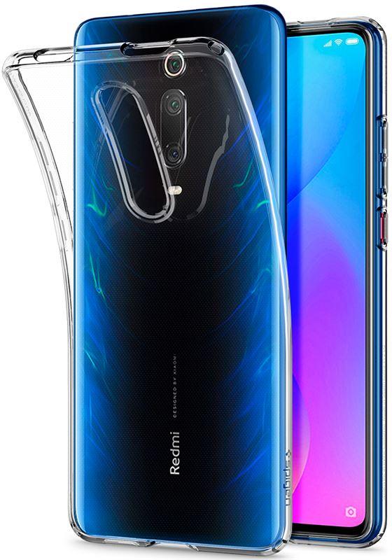 Spigen Liquid Crystal, clear - X. Mi 9T/Mi 9T Pro