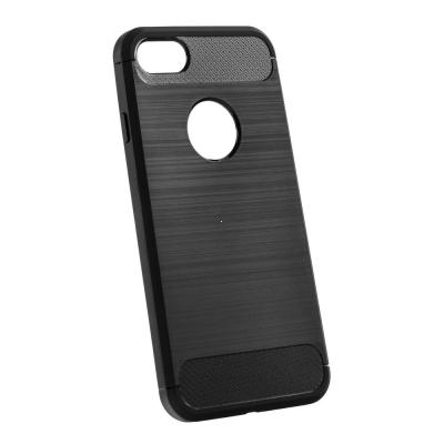 Pouzdro Forcell CARBON Xiaomi Redmi 7A černá