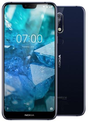 Tel Nokia 7.1 2018 SS Midnight Blue (singleSIM) 32GB/ 3GB Android 8.0