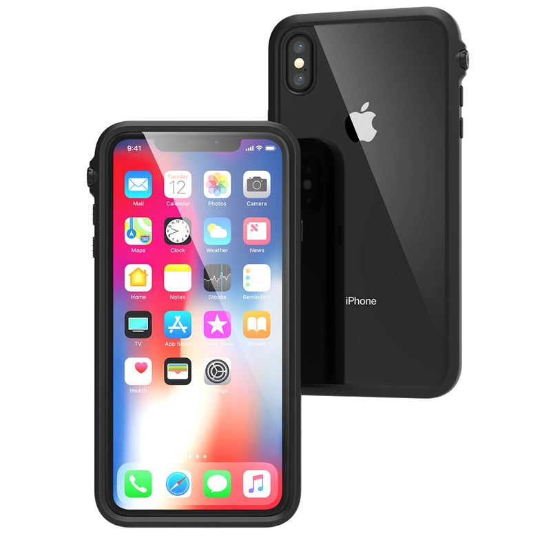 Catalyst Impact Protection case, black-iPhone XS M