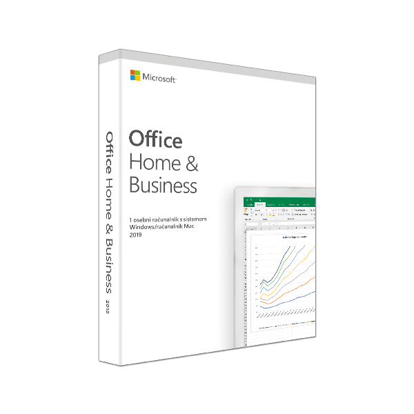 Office Home and Business 2019 Slovenian