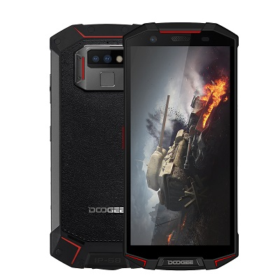 Doogee S70 DualSIM gsm tel. 6+64GB Imperial Red