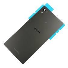 Kryt baterie Sony Xperia Z5 E6653 + lepítka černá