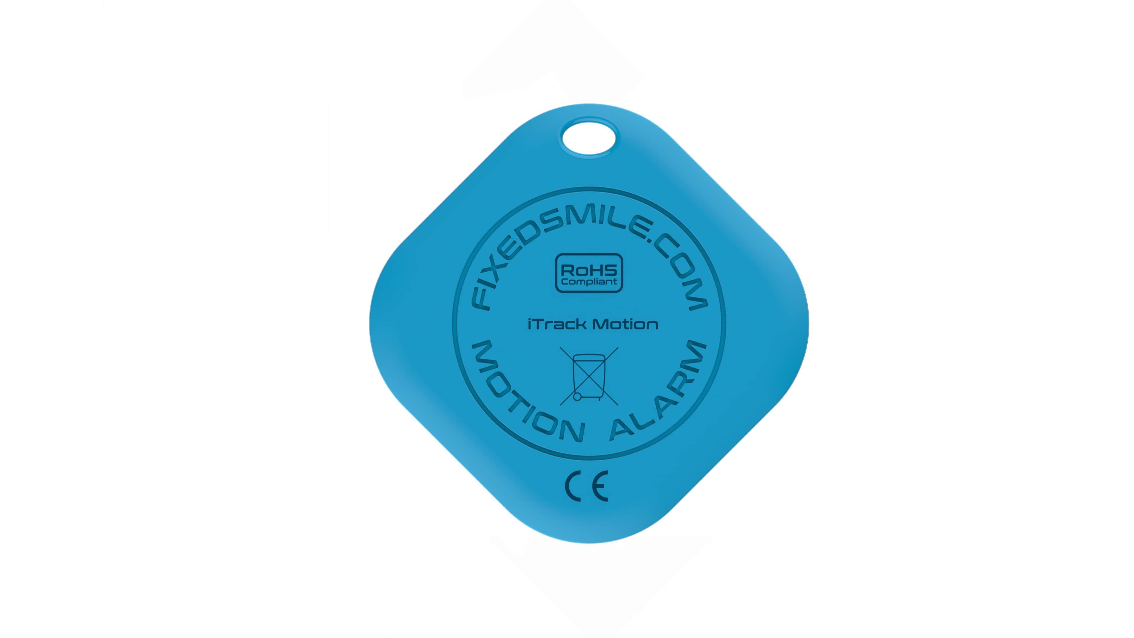 Key finder FIXED Smile s motion senzorem, modrý