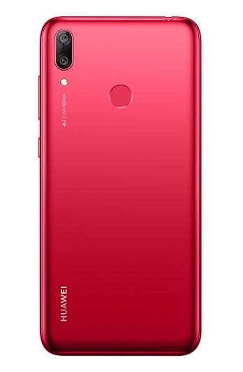Huawei Y7 2019 DualSIM gsm tel. Coral Red