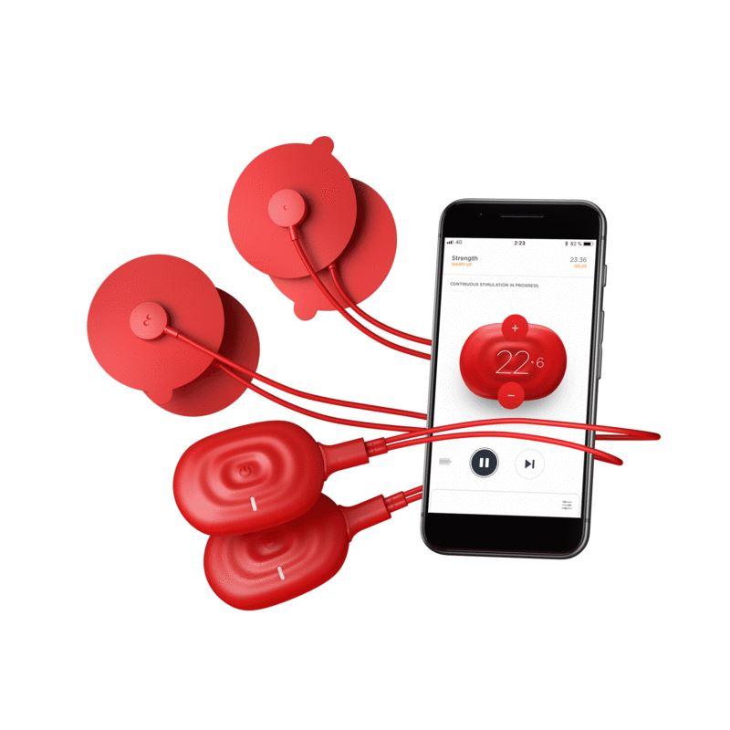 PowerDot Duo Gen 2, red