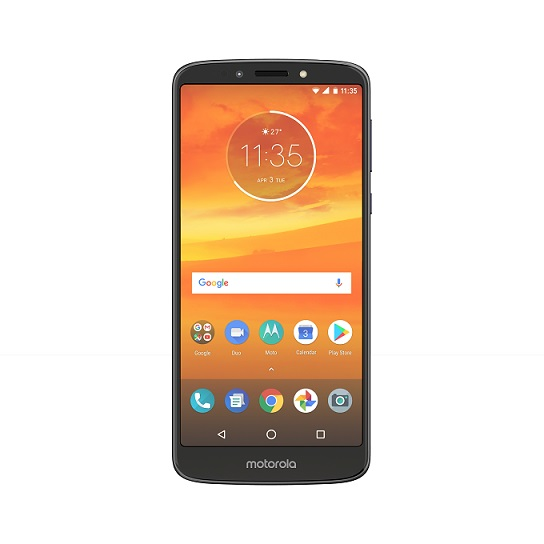 Motorola Moto E5 Plus gsm tel. Grey
