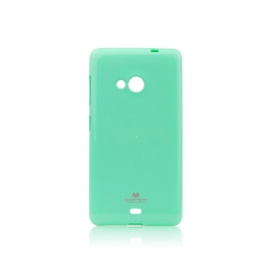 Pouzdro MERCURY Jelly Case Xiaomi Redmi NOTE 7 mint