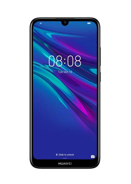 Huawei Y6 2019 DualSIM gsm tel. Midnight Black