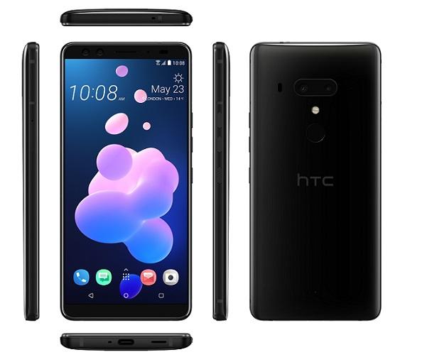 HTC U12+ DS gsm tel. Black