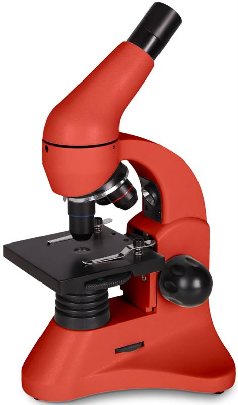 Levenhuk Mikroskop Rainbow 50L Orange
