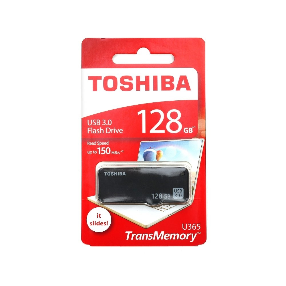 USB Flash Disk (PenDrive) TOSHIBA U365 128GB USB 3.0 150MB/s