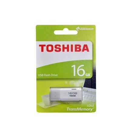 USB Flash Disk (PenDrive) TOSHIBA U202 16GB USB 2.0