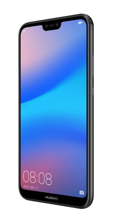 Huawei P20 Lite DualSIM gsm tel. Midnight Black