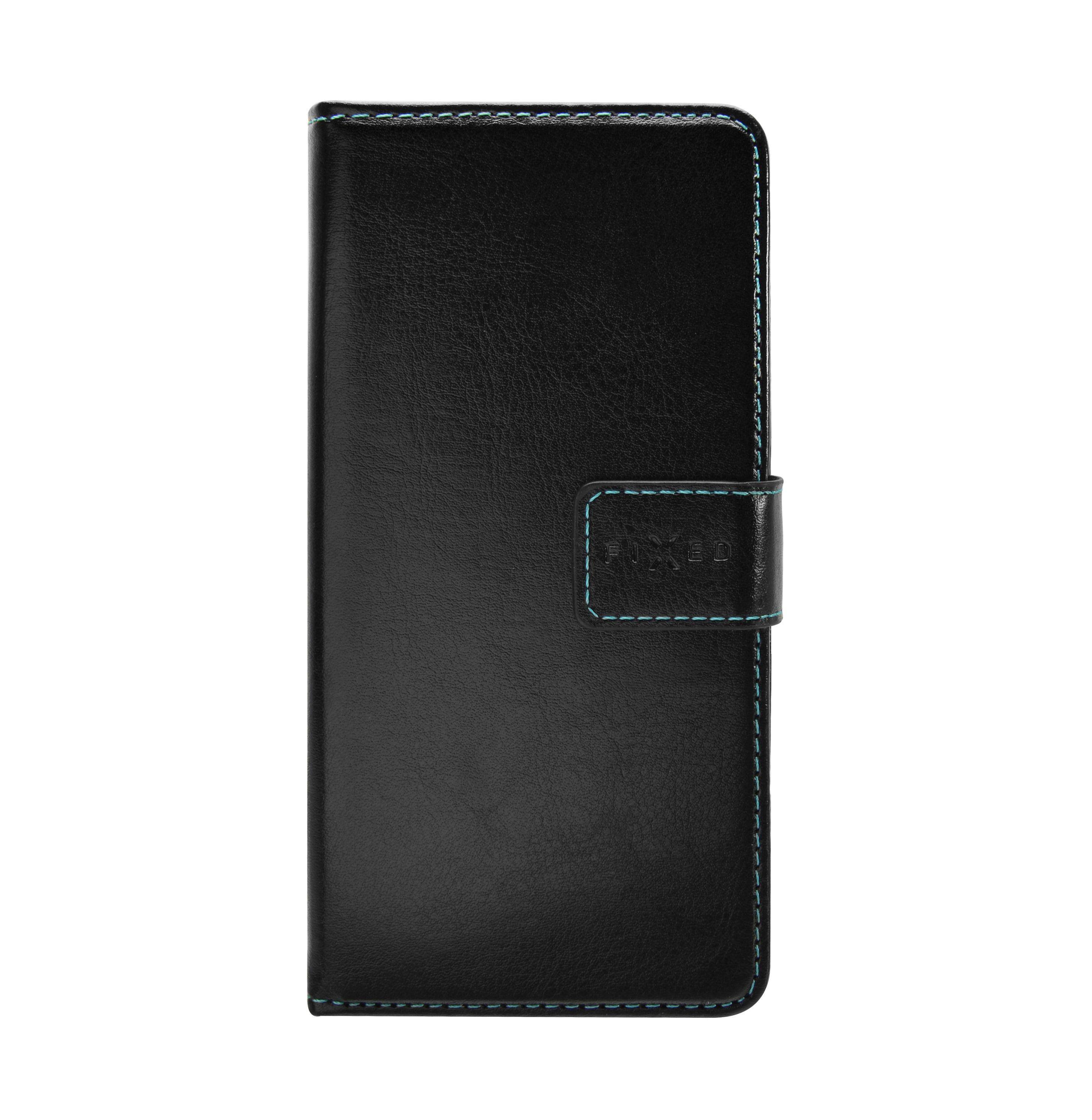 Pouzdro typu kniha FIXED Opus pro Xiaomi Mi 9T/ Mi 9T Pro, černé