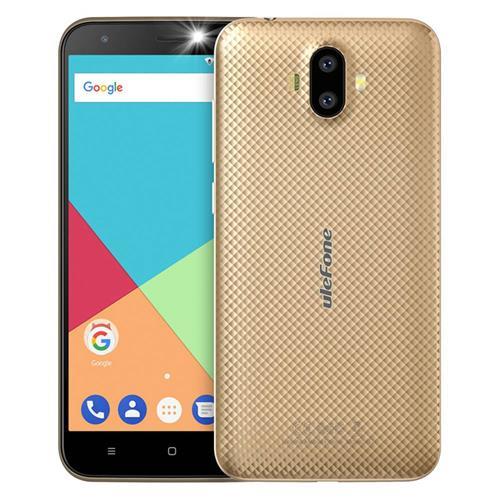 UleFone S7 1+8GB tel. Gold