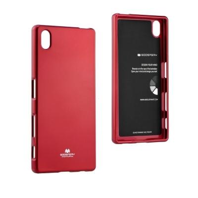 Pouzdro MERCURY Jelly Case Xiaomi Redmi NOTE 6 PRO červená