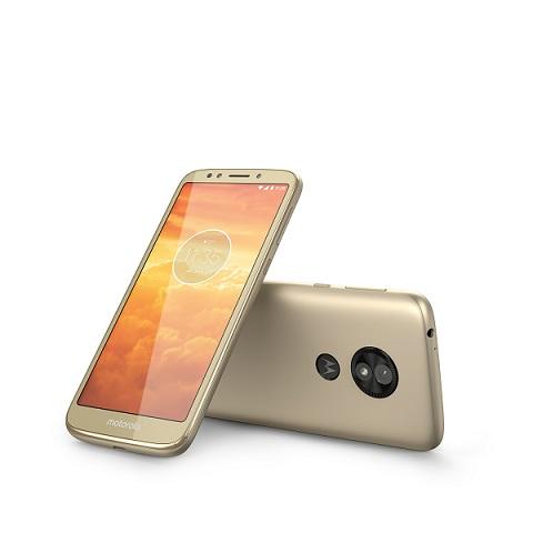 Motorola Moto E5 Play DS gsm tel. Fine Gold
