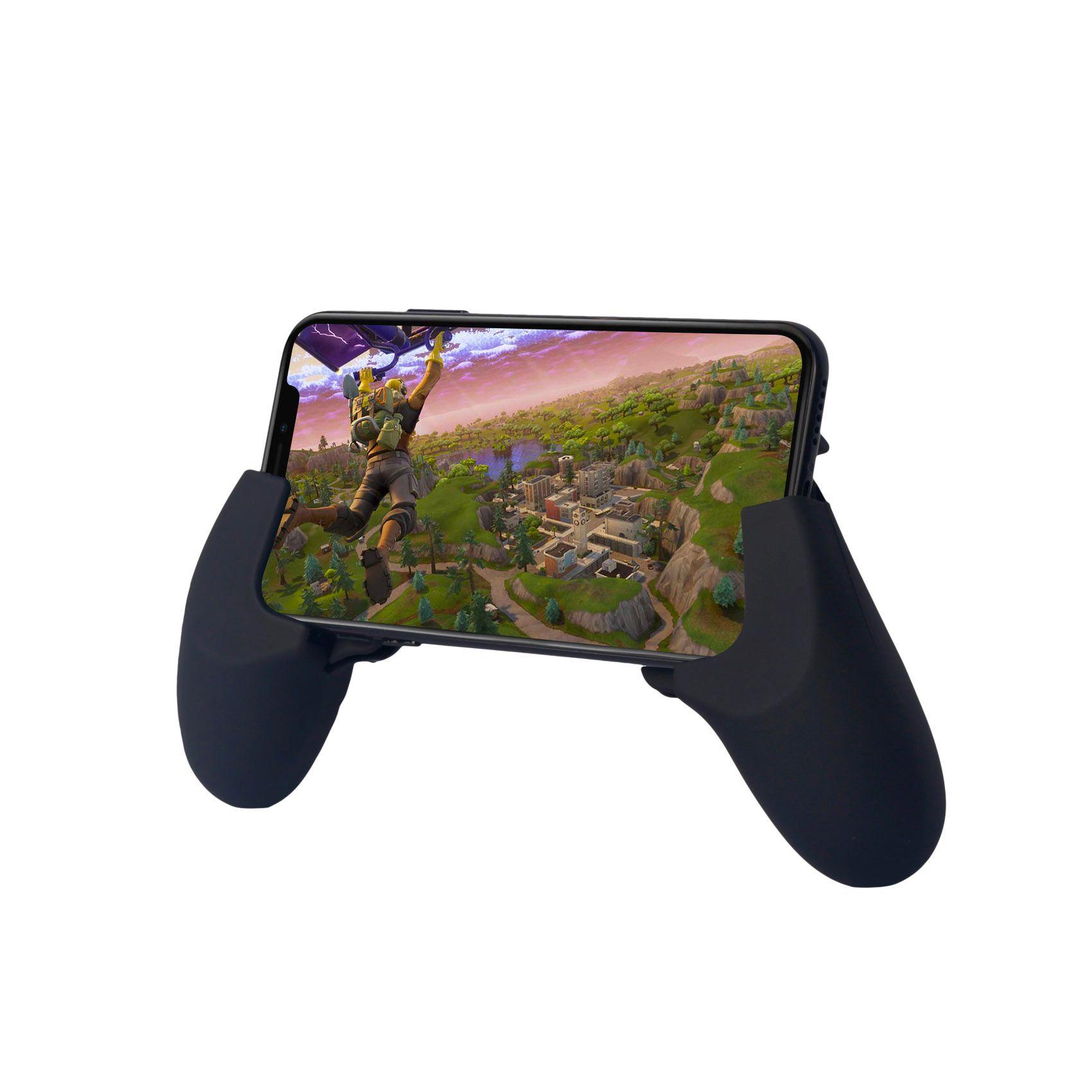 Herní joystick CELLY Gamegrip pro hraní her na mobilním telefonu, černý