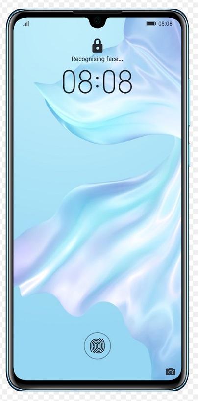 Huawei P30 DualSIM gsm tel. Breathing Crystal