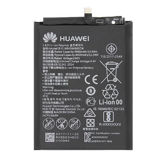 Baterie Huawei HB436486ECW 3900mAh Li-ion originál - Mate 10, Mate 10 Pro, P20 Pro