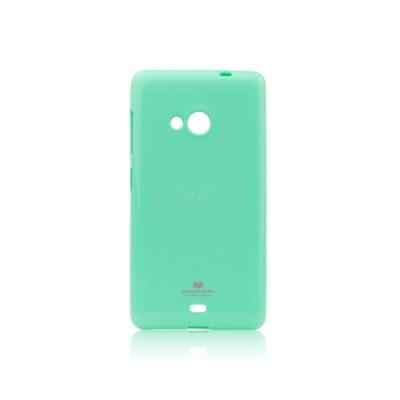 Pouzdro MERCURY Jelly Case Xiaomi Redmi 6, 6A mint